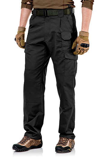 CQR Men's Tactical Pants Lightweight Assault Cargo TLP-102